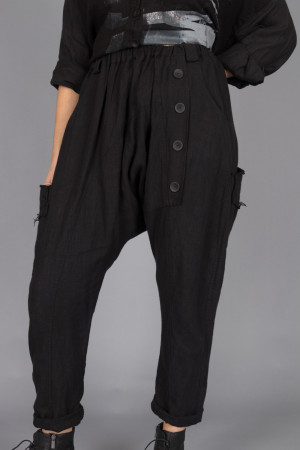 mg215103 - Mara Gibbucci Black Pants @ Walkers.Style women's and ladies fashion clothing online shop