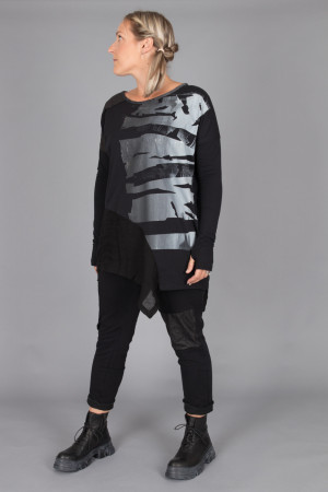 mg215106 - Mara Gibbucci Black Top @ Walkers.Style buy women's clothes online or at our Norwich shop.