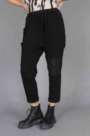 mg215108 - Mara Gibbucci Jersey Pants @ Walkers.Style women's and ladies fashion clothing online shop