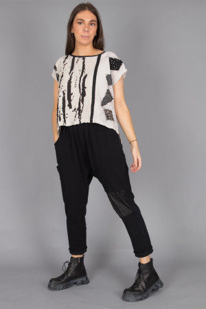 mg215108 - Mara Gibbucci Jersey Pants @ Walkers.Style buy women's clothes online or at our Norwich shop.