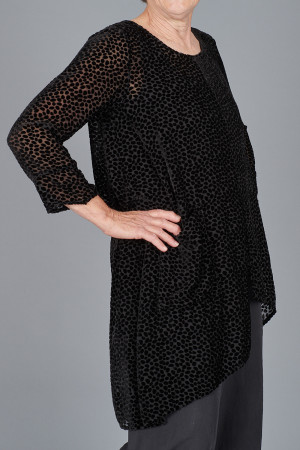 gz215111 - Grizas Pocket Tunic @ Walkers.Style women's and ladies fashion clothing online shop