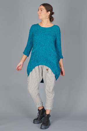 gz215112 - Grizas Textured Tunic @ Walkers.Style buy women's clothes online or at our Norwich shop.