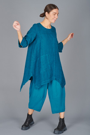 gz215113 - Grizas Asymmetric Tunic @ Walkers.Style buy women's clothes online or at our Norwich shop.