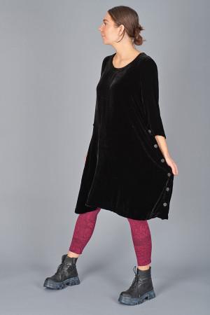 gz215118 - Grizas Velvet Dress @ Walkers.Style buy women's clothes online or at our Norwich shop.