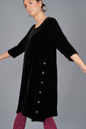 gz215118 - Grizas Velvet Dress @ Walkers.Style women's and ladies fashion clothing online shop
