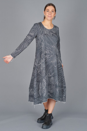 gz215120 - Grizas Dress @ Walkers.Style buy women's clothes online or at our Norwich shop.