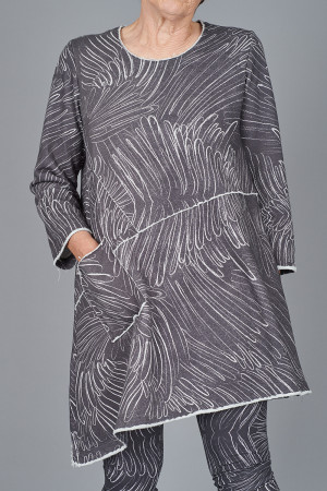 gz215122 - Grizas Tunic @ Walkers.Style women's and ladies fashion clothing online shop