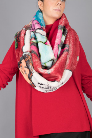 rh215142 - Rundholz Scarf @ Walkers.Style women's and ladies fashion clothing online shop
