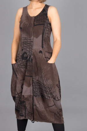 rh215211 - Rundholz Black Label Dress @ Walkers.Style women's and ladies fashion clothing online shop