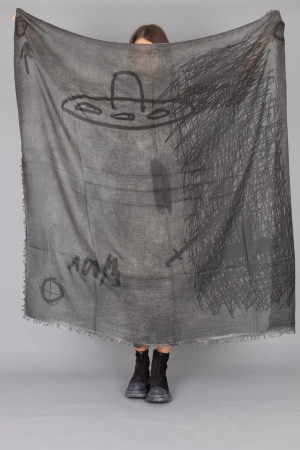 rh215222 - Rundholz Scarf @ Walkers.Style women's and ladies fashion clothing online shop