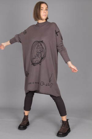 rh215237 - Rundholz Knitted Tunic @ Walkers.Style buy women's clothes online or at our Norwich shop.