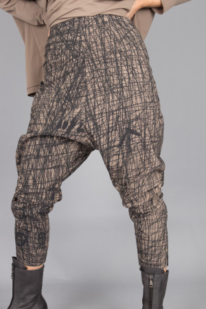 rh215245 - Rundholz Black Label Trousers @ Walkers.Style women's and ladies fashion clothing online shop