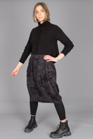 rh215274 - Rundholz Black Label Skirt @ Walkers.Style buy women's clothes online or at our Norwich shop.