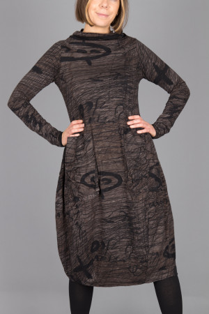 rh215276 - Rundholz Black Label Dress @ Walkers.Style women's and ladies fashion clothing online shop