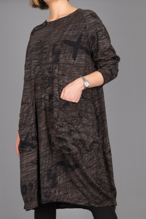 rh215278 - Rundholz Dress @ Walkers.Style women's and ladies fashion clothing online shop