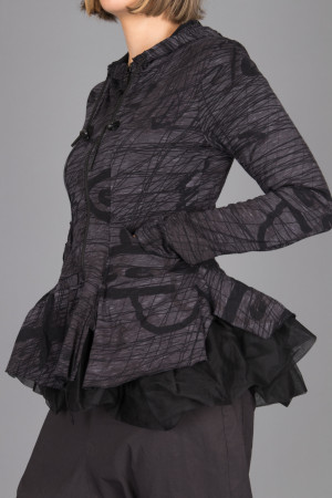 rh215282 - Rundholz Jacket @ Walkers.Style women's and ladies fashion clothing online shop