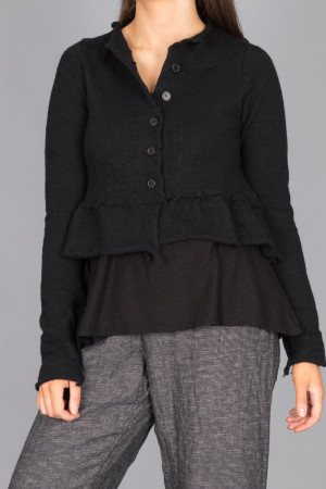 rh215292 - Rundholz Black Label Cardigan @ Walkers.Style women's and ladies fashion clothing online shop