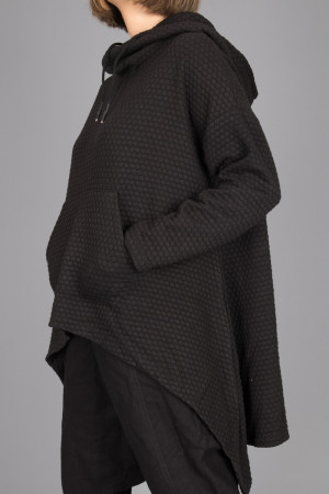 ks215305 - Kedem Sasson Hoodie @ Walkers.Style buy women's clothes online or at our Norwich shop.