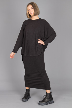 ks215321 - Kedem Sasson Jersey Skirt @ Walkers.Style women's and ladies fashion clothing online shop