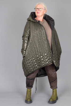 mg215324 - Mara Gibbucci Coat @ Walkers.Style buy women's clothes online or at our Norwich shop.